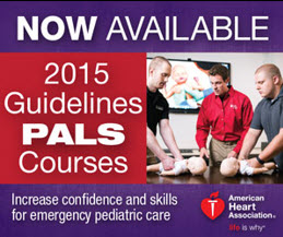 2015 PALS COURSE IS AVAILABLE